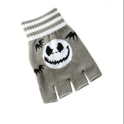 GUANTES SIN DEDOS NIGHTMARE BEFORE CHRISTMAS 3143