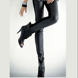 LEGGINGS WETLOOK MIX 5458 TALLA S-M