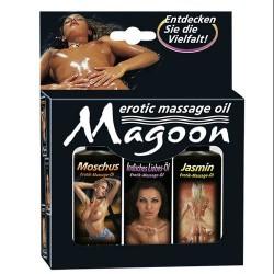 ACEITE DE MASAJE DE MAGOON EN KIT 5874