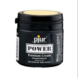 pjur® POWER PREMIUM CREMA LUBRICANTE PERSONAL 150ML