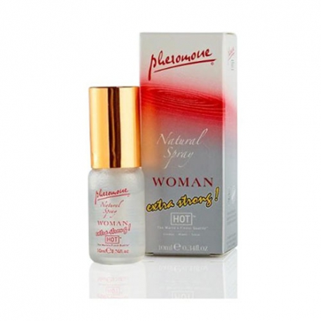 HOT WOMAN PHEROMONE NATURAL SPRAY EXTRA STRONG 8112
