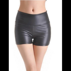 MINI-PANTS WETLOOK 5879 TALLA S