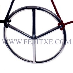 ANILLO BONDAGE SHIBARI RING PEACE 7173