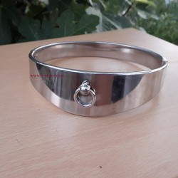 COLLAR DE METAL BULLDOG GRANDE 8176